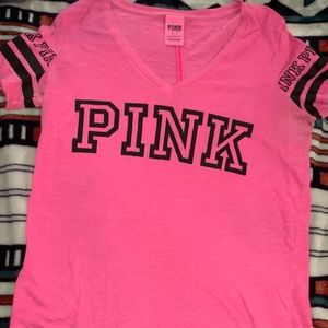 Victoria's Secret PINK Short sleeve Tee